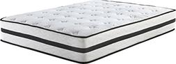 Flex Form Hybrid Innerspring Mattress with Cooling Gel and G