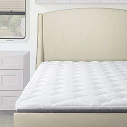 Standard Hypoallergenic Overfilled Pillow Top RV Mattress Pa