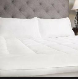 Hypoallergenic Polyester Down Alternative Fiber Bed Mattress
