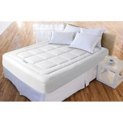 "SleepBetter Iso-Cool by Isotonic 3"" Memory Foam Mattress Top"