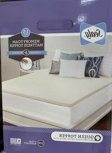 Sealy Foam Bed/Mattress
