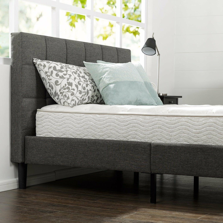 "10"" Box Full Frame Foam Mattress Set Bed Air"