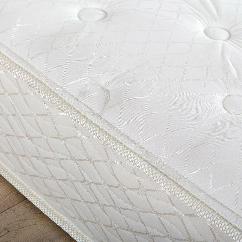 "10"" Box Full Spring Foam Mattress Bed Frame Air"
