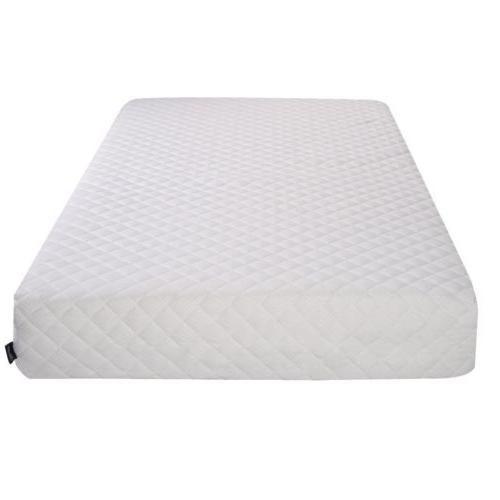 """10"""" inch Foam Pad Bed Topper Contoured Pillows"""