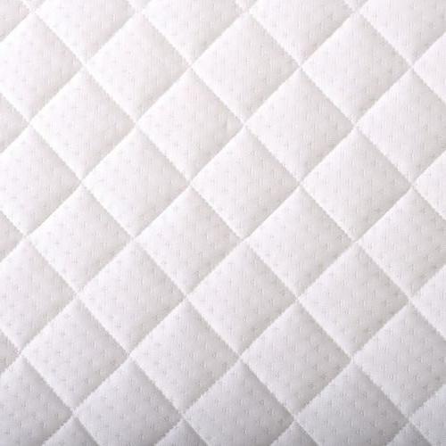 """10"""" Queen Memory Foam Mattress Topper 2 Pillows US"""