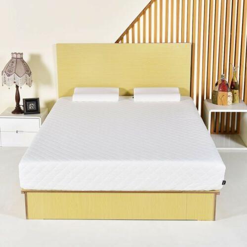 10 inch queen memory foam mattress pad