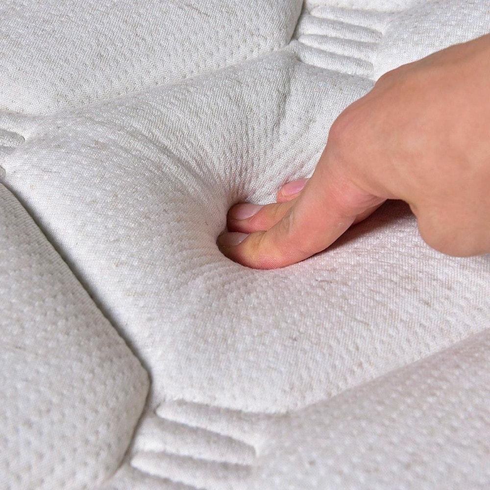 10 Queen Memory Foam Thick Mattress Warm Bedroom Topper