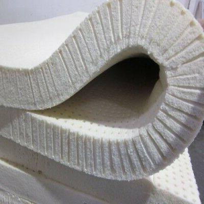 100 percent natural dunlop latex mattress topper