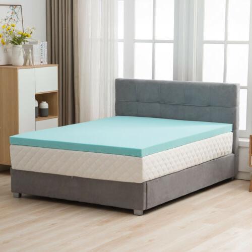 2/2.5/3/4'' Comfort Foam Mattress Twin King