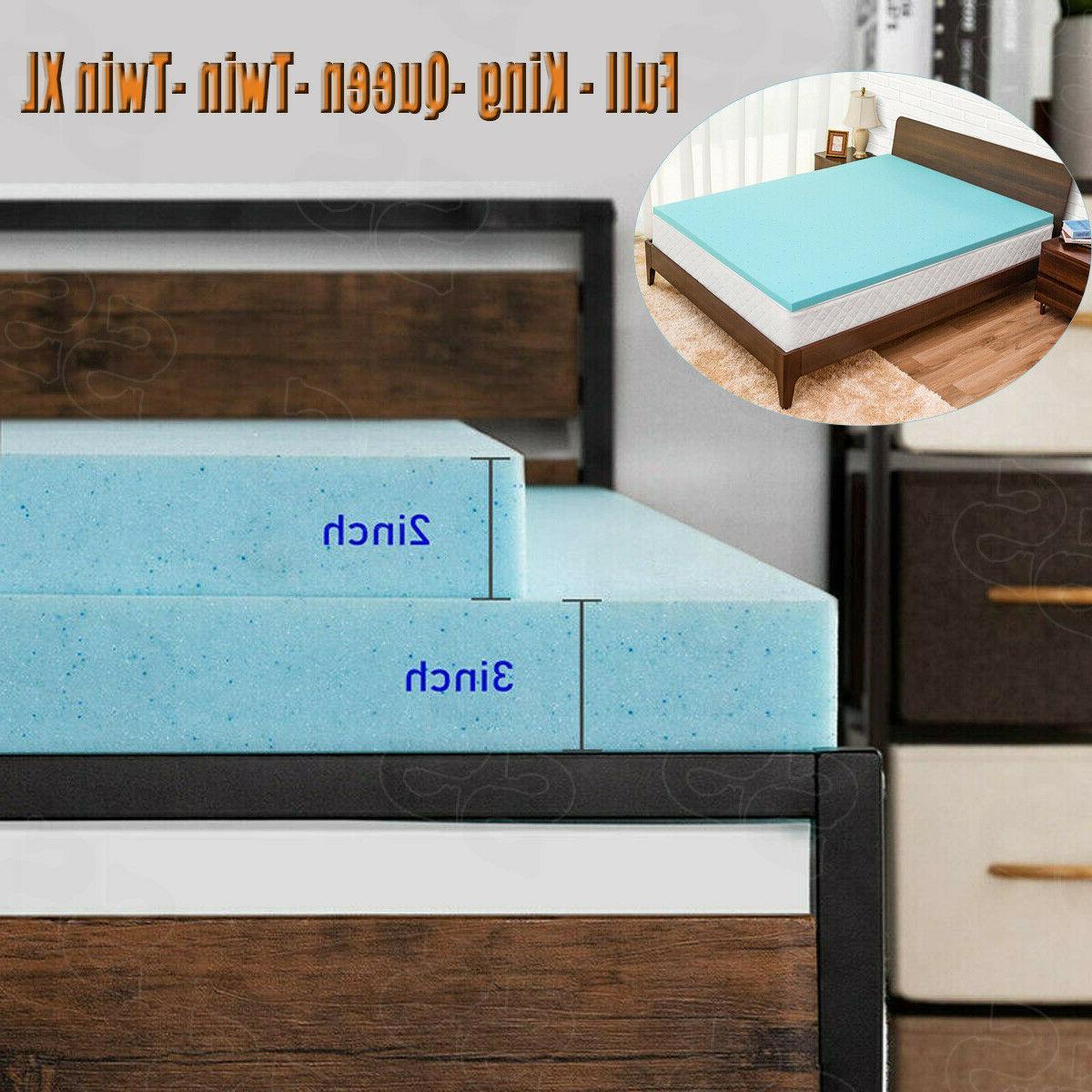 2/3 Inch Foam Mattress Dot Queen -XL