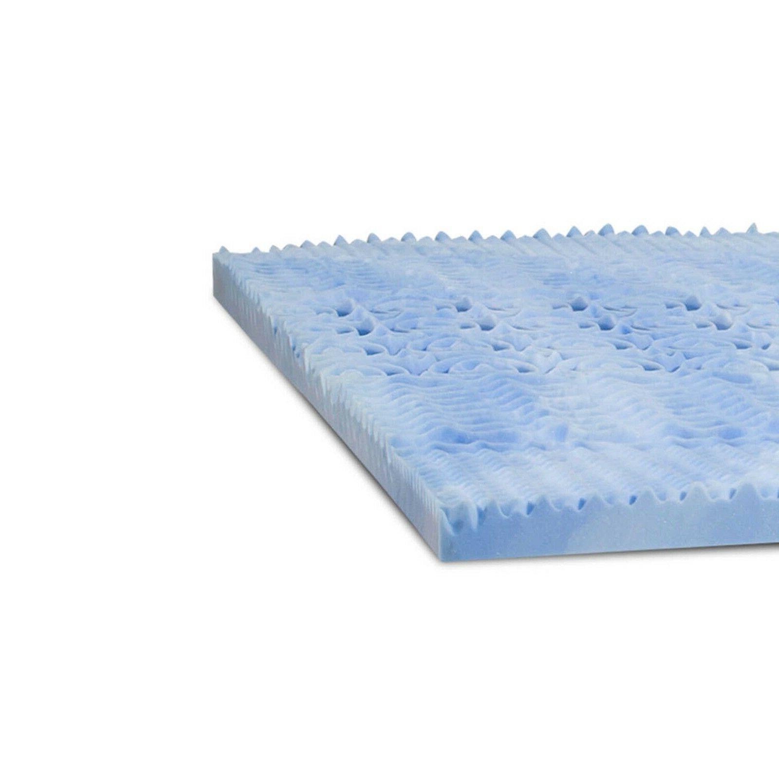 "Independent Sleep 2.5"" Memory Foam Twin"