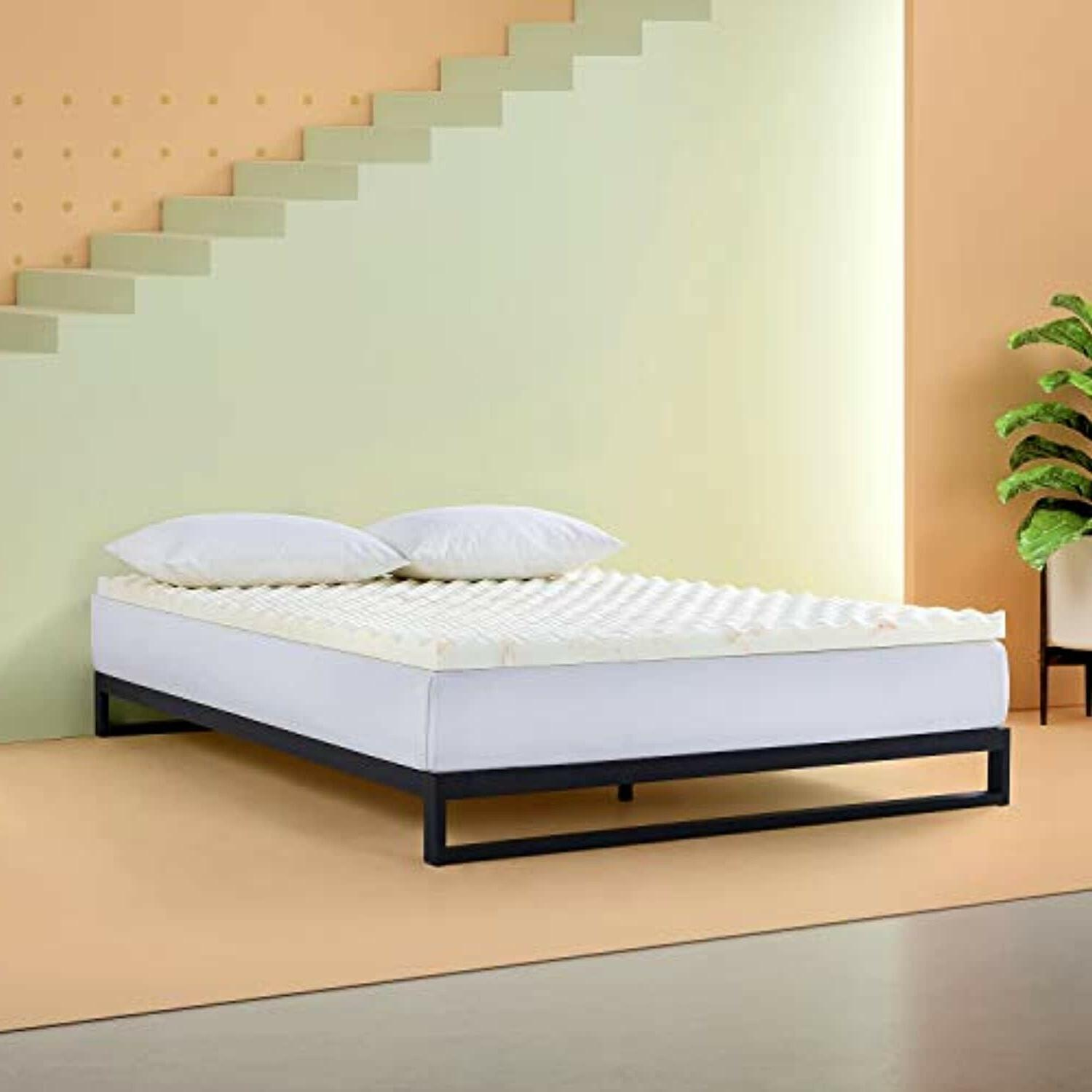 Zinus - Cooling Convoluted Memory Foam TWIN