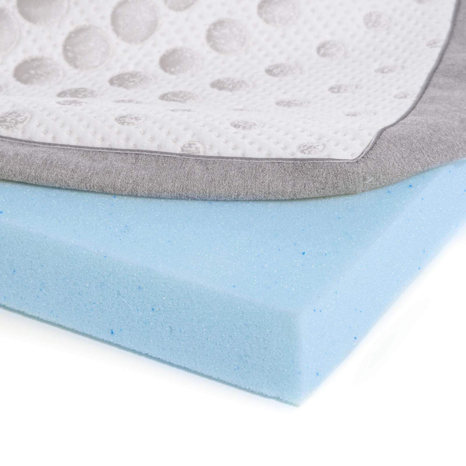 Foam Topper Washable Removable