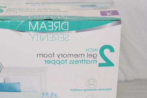 Dream Memory Foam Mattress for Mattresses