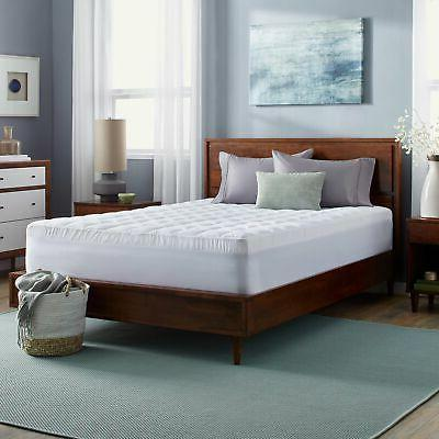 Slumber Solutions 2-inch Memory Foam and 1.5-inch Fill