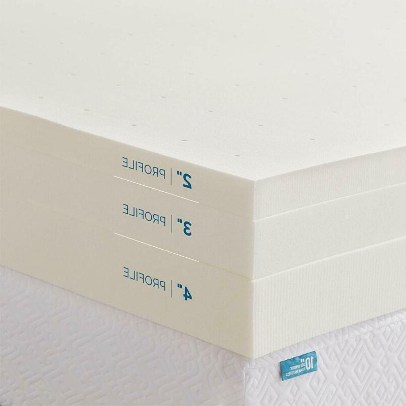 LUCID Memory Mattress 3-Year Warranty -