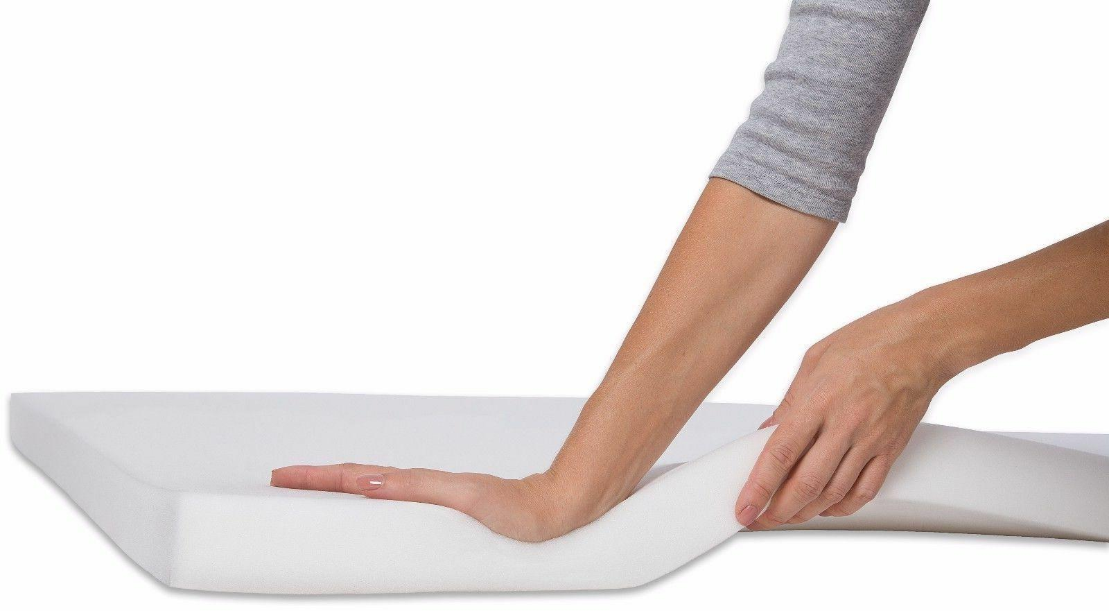"""2"""" Memory Foam Topper Pad by Lucid - Sizes Available"""