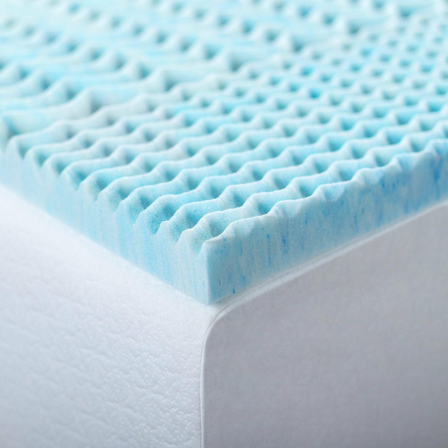 Orthopedic Pad Zone Authentic 2 Inch Foam Cover
