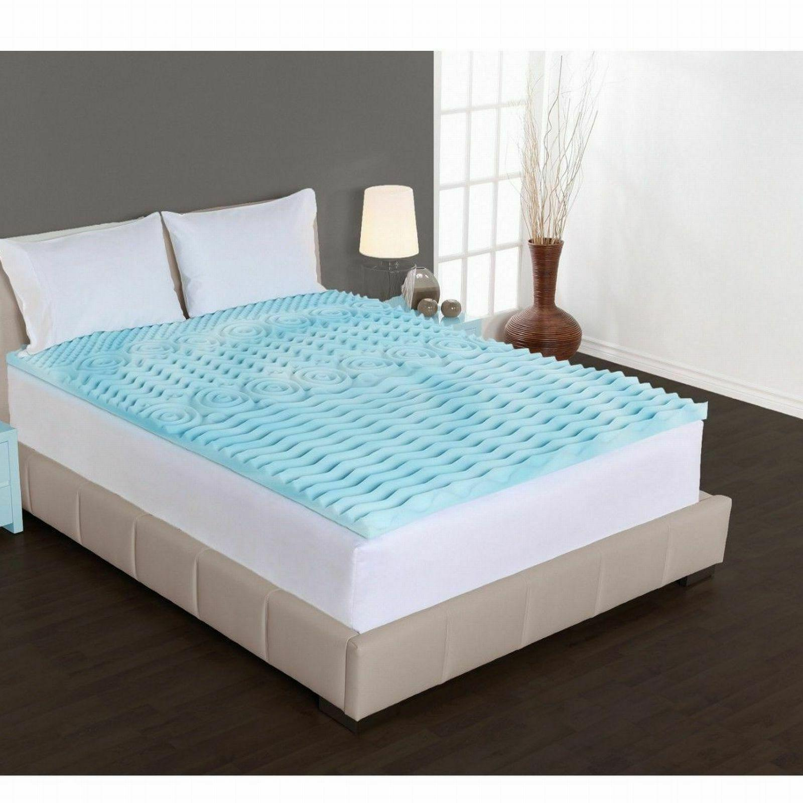 Orthopedic Bed Zone Authentic Comfort Inch Cover