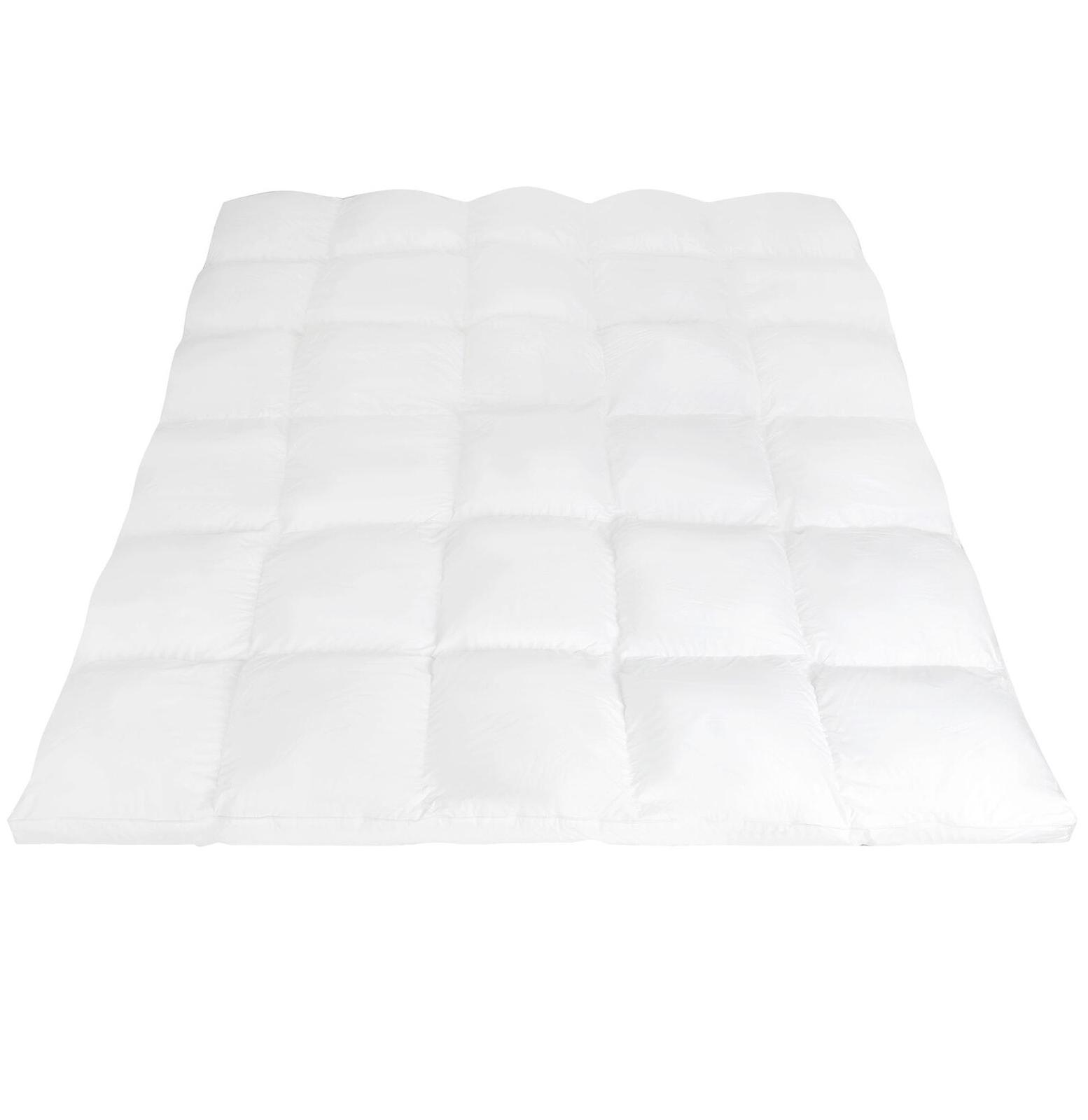 Mattress Bed Pad Luxury Topper Size