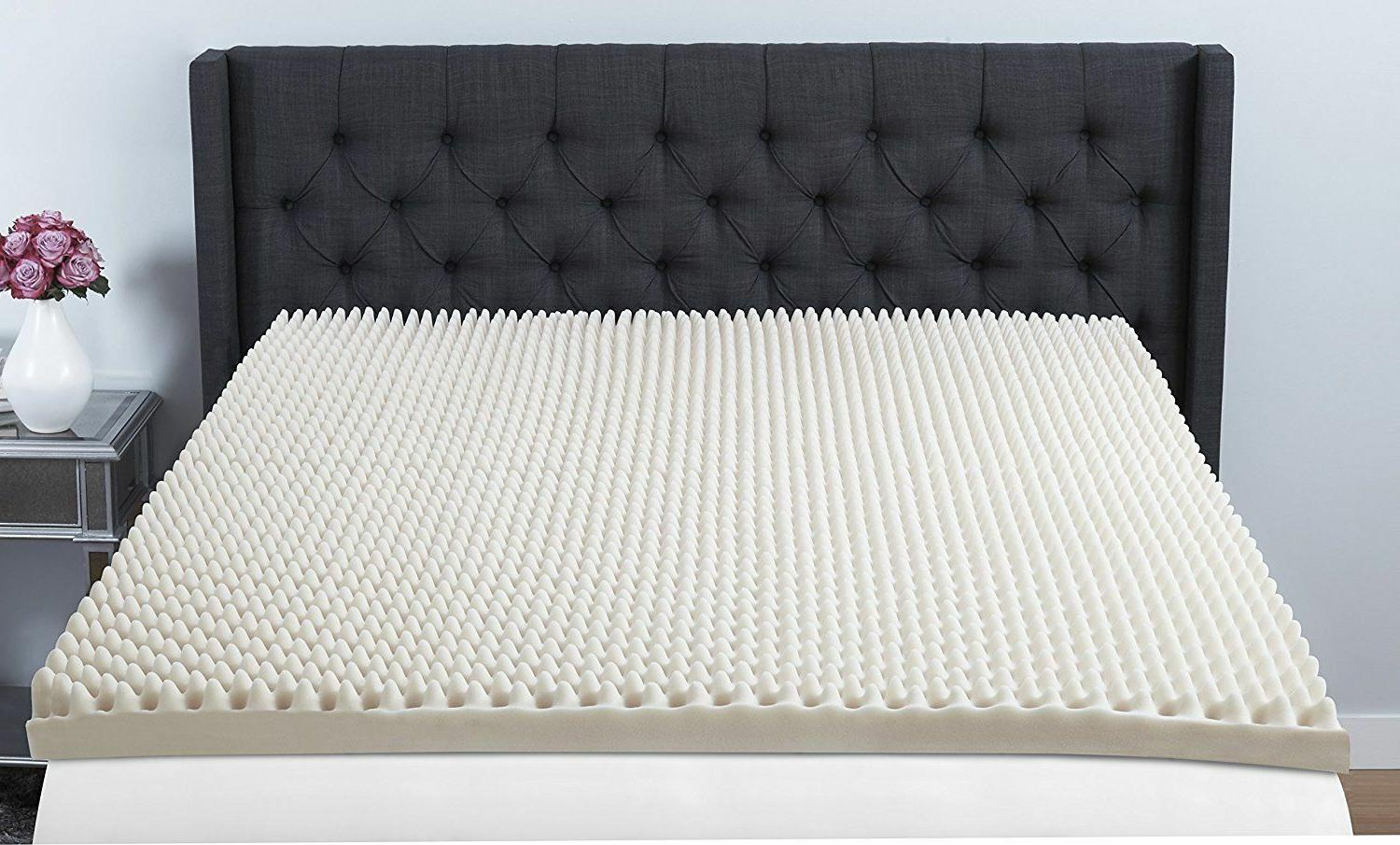 3 in. Bed Cover Egg Room Pad