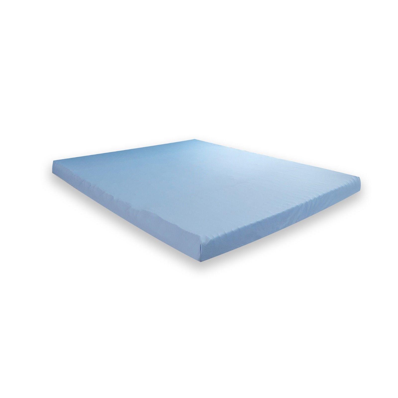 3 inch cool cloud gel memory foam