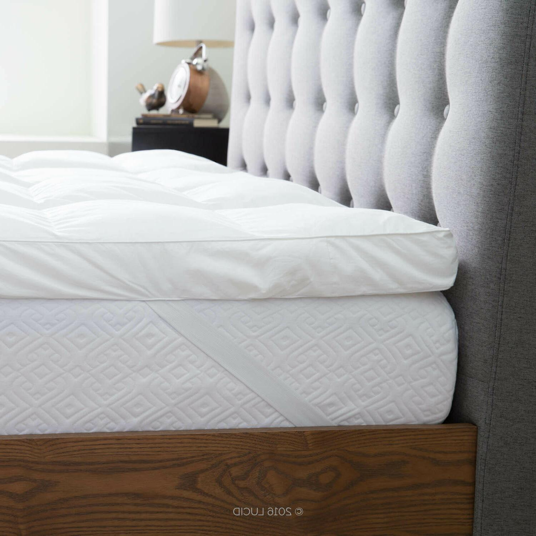LUCID Inch Alternative Bed Topper - Damaged Package