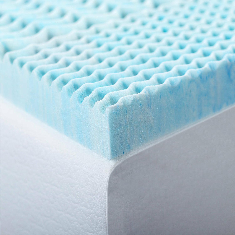 3 Foam Topper Pad Cushion 5 Comfort Firm