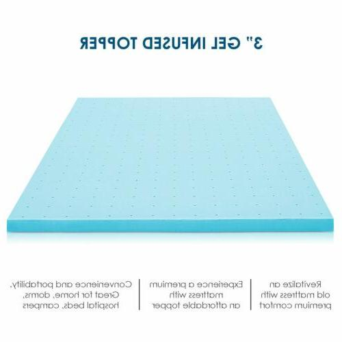 2 inch Mattress Cooling Pad