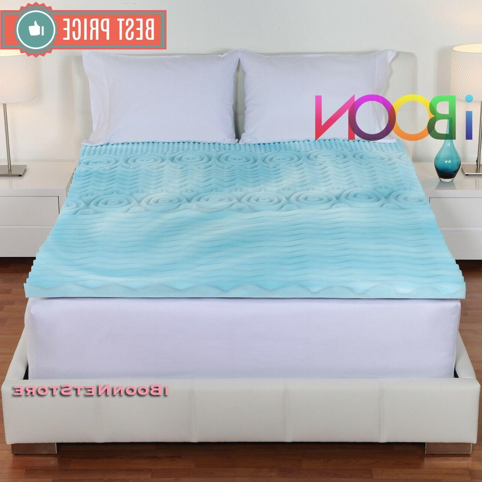 Orthopedic Bed Inch Topper Hypoallergenic