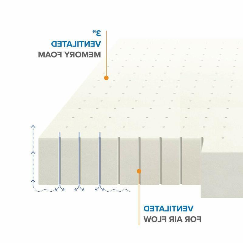 Best Inch Memory Foam RV Bed Mattress, King