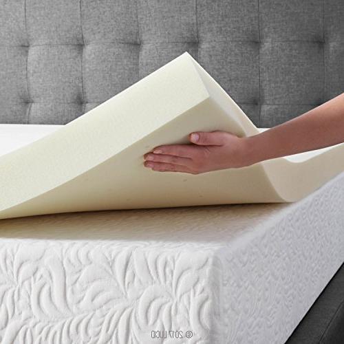 LUCID Memory Foam 3-Year Warranty Queen