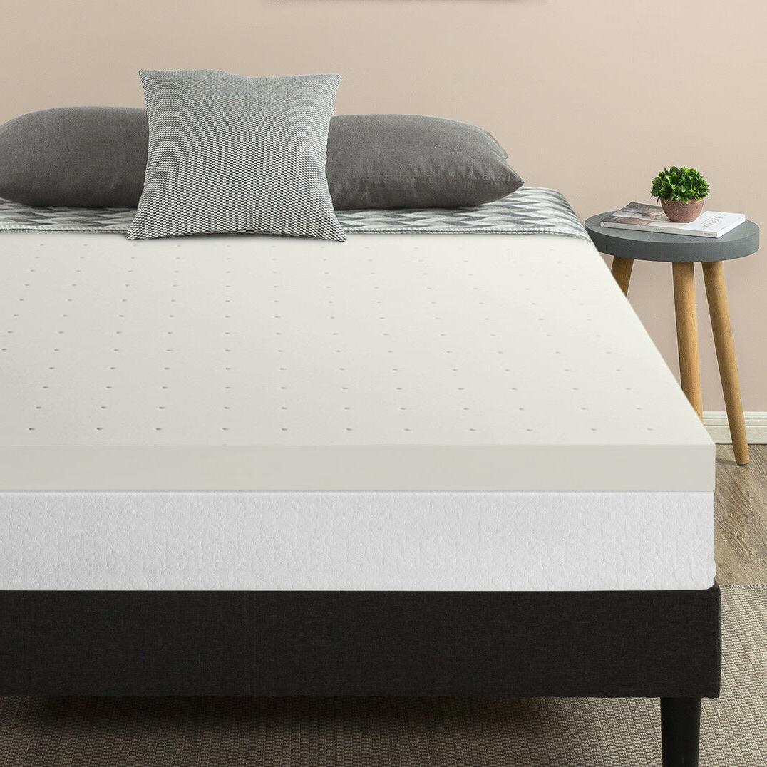 "3"" Premium Flow Mattress Topper, Gift"