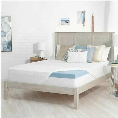 3 soothing cool gel memory foam mattress