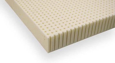 3 talalay latex mattress topper medium