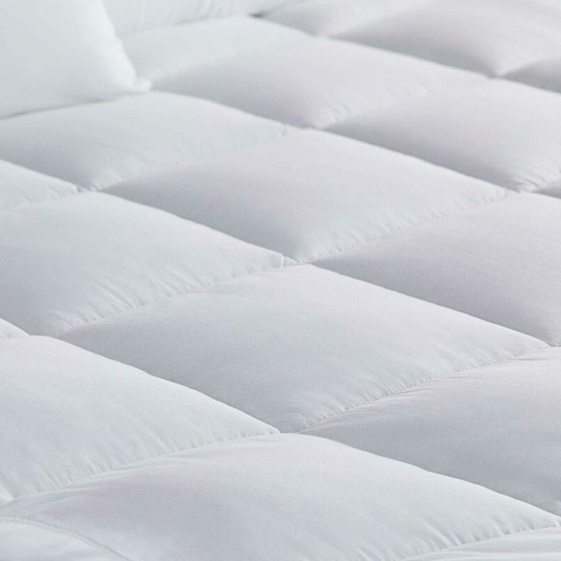 Sleep Layer Gel Memory Foam Mattress Topper with