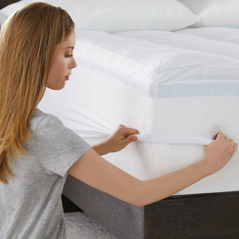 Sleep Innovations 4-inch Layer Gel Memory Mattress