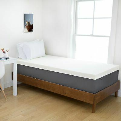 4-inch Mattress Topper Authentic Comfort