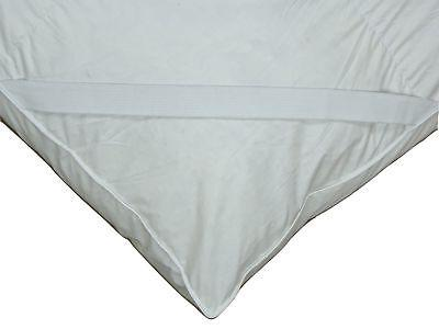 """5"""" Twin Down Mattress Topper Featherbed / Feather"""