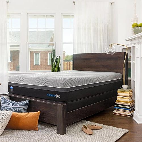 52504251 hybrid copper bed mattress