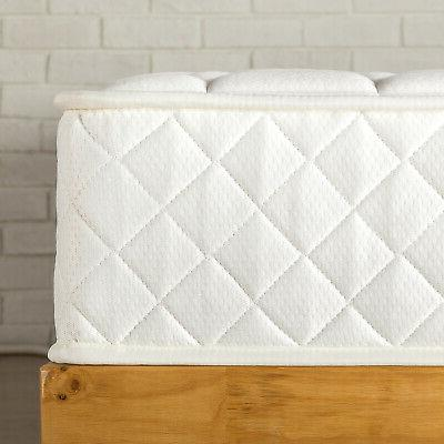 Zinus 8 Mattress Quilted Cover, Full