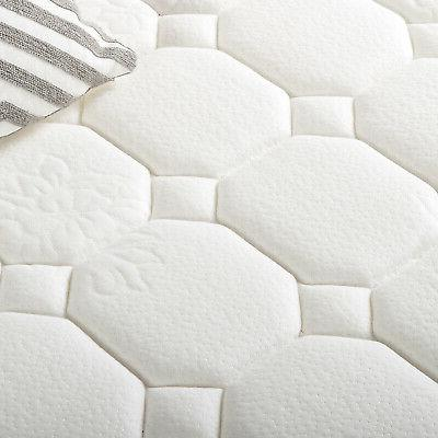 Zinus 8 Inch Mattress with Quilted Full