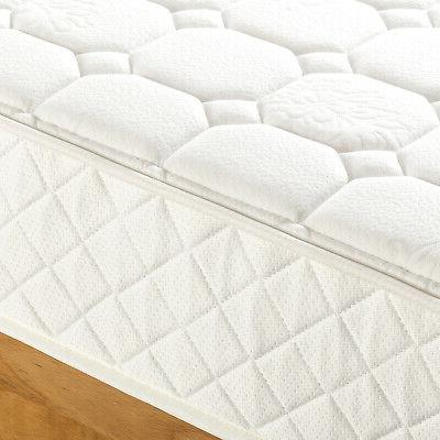 Zinus 8 Inch Spring Mattress with Quilted Full