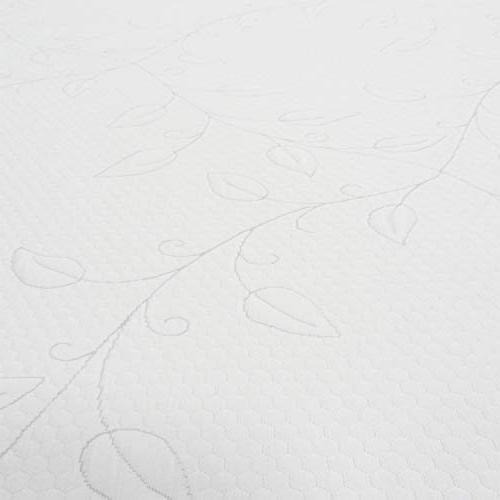 "Best Mattress 8"" Foam, White"