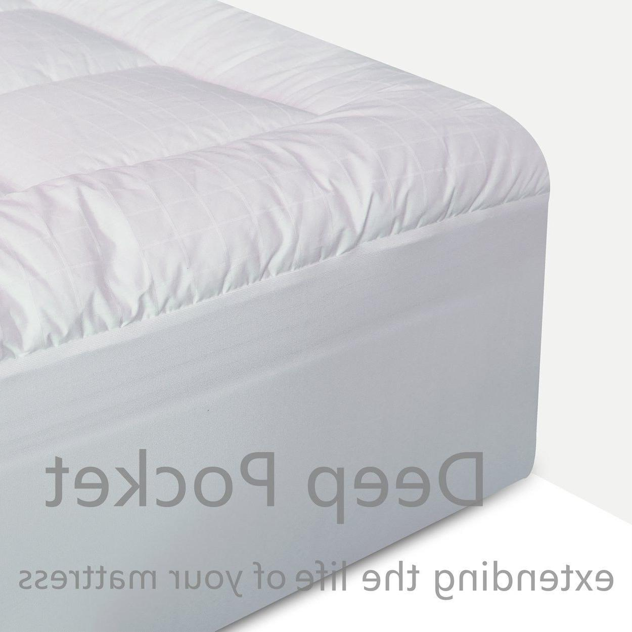 Mattress King Cotton Down Alternative Mattress