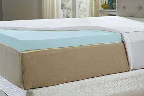 Nature's Sleep Thick AirCool IQ King Size 3 Inch Thick 3.2
