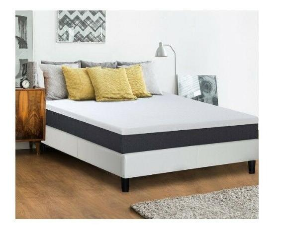 Olee Sleep 10 Inch EOS Multi Layer Gel Infused Memory Foam M