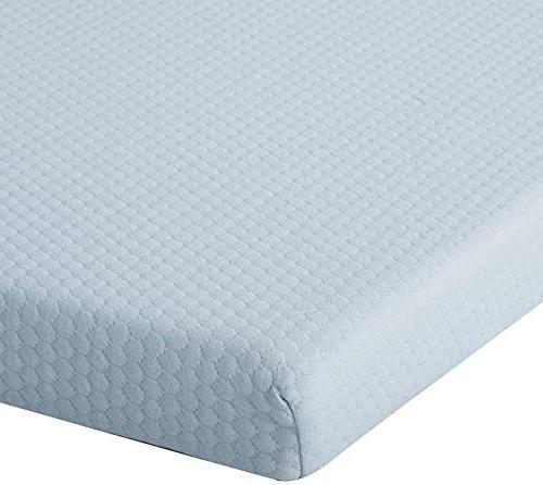 """Simmons Foam Mattress: Bed/Floor Mat, 3"""""""