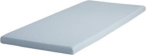 "Simmons BeautySleep Siesta Foam Mattress: Roll-Up Bed/Floor 3"" Twin"