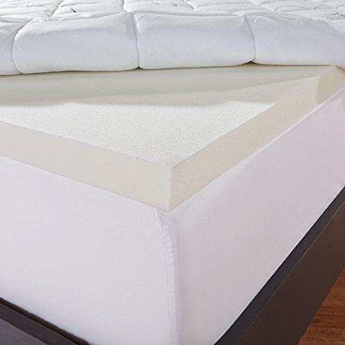 Sleep Innovations Instant Fiber Topper, Made a King Size